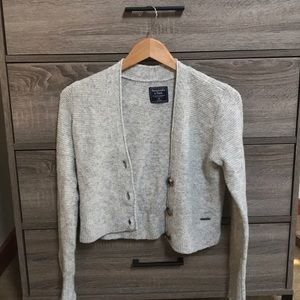 Abercrombie & Fitch Cropped cardigan
